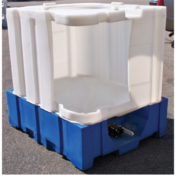 Intermediate Bulk Containers, IBC Containers, Granger Plastics IBC Container, Intermediate Bulk Tank, IBC Tote, Poly IBC Tote